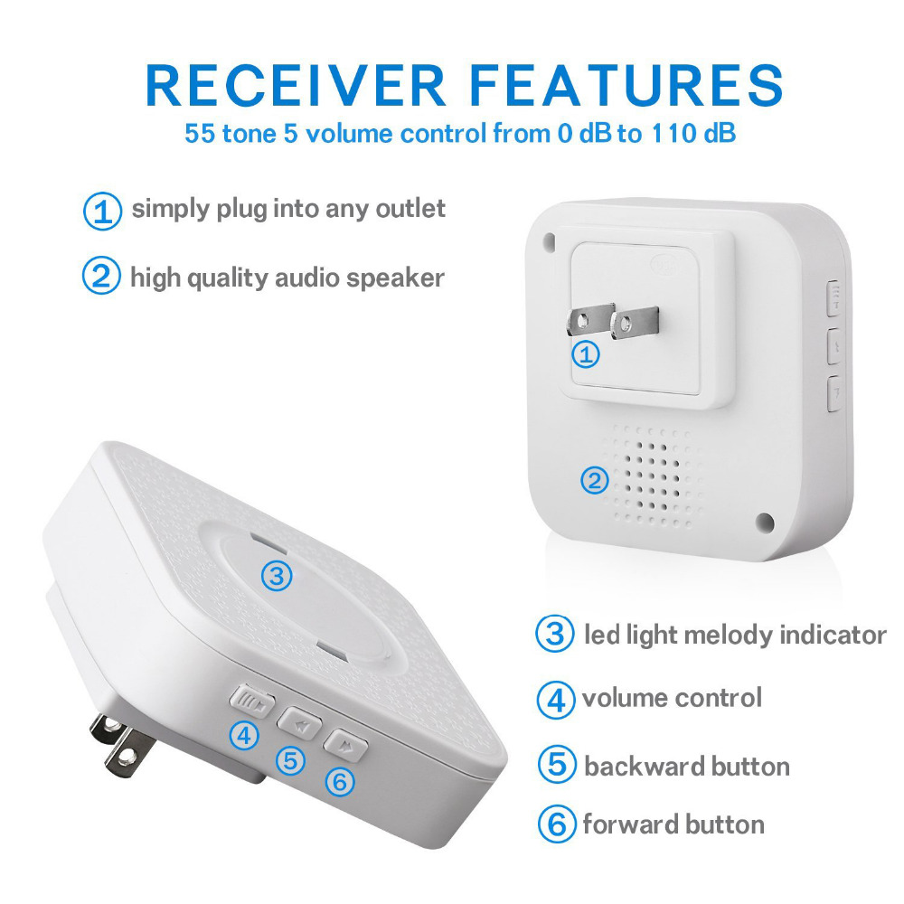 from security apartment daytech alarm retail store wireless office home alert in entry sensor system entrance chime for open kits door item garage doors diy