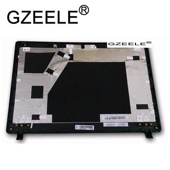 GZEELE-funda trasera para portátil Acer Aspire One AO756 AP0RO00063025, negra, cubierta superior...