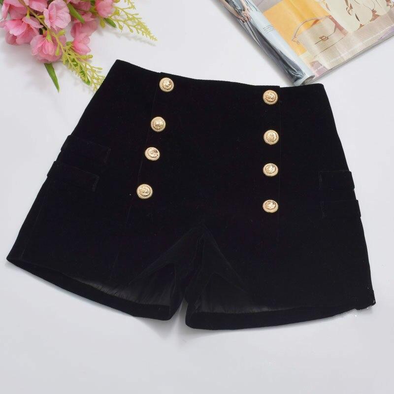 Gepäck & Taschen Fitness Frauen Hohe Taille Shorts Elastische Taille Modis Kurze Mujer Koreanische Mode Frauen Kleidung Herbst Kleidung 2018