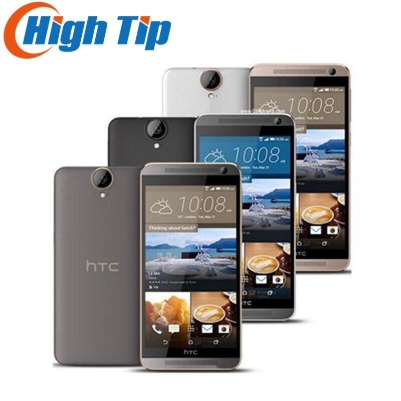 HTC Un E9 + D'origine E9 Plus E9pw 4g LTE Mobile Téléphone 5.5 pouce MTK Helio X10 Octa Core 3 gb RAM 32 gb ROM 20MP SmartPhone