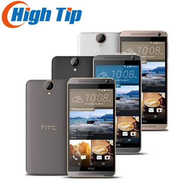 Htc один E9 + оригинальный E9 плюс E9pw 4 г LTE мобильный телефон 5,5 дюймов MTK Helio X10 Восьмиядерный 3 ГБ Оперативная память 32 ГБ Встроенная память 20MP смартфон
