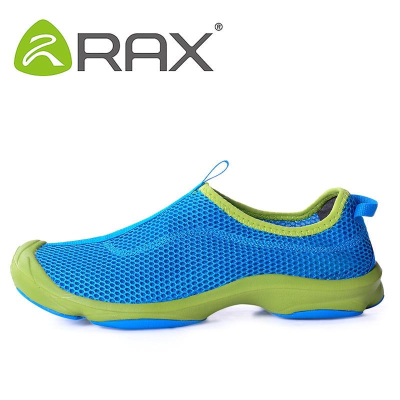 c3b9cc7e8ce8d0 RAX Oddychające męskie Przebiegu Sneakers Zapato Oddychające Oczek Trampki  Kobiety Zewnątrz Lekkie Buty Sportowe Mężczyźni Kobiety