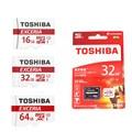 Toshiba Memory Card Micro SD Card 128GB 64GB 32GB 16GB Class10 UHS-1 U3 SDXC/SDHC Flash Memory Microsd 90M/s With Adapter