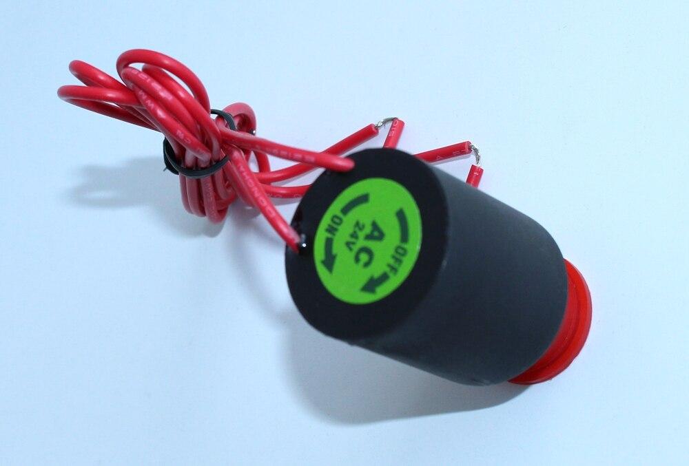 Vervanging Solenoid 24VAC Ingekapseld Plunger voor Irritrol, Richdel, Gazon Genie, Hardie, RainJet & bermad-in Bewateringskit van Huis & Tuin op  Groep 2