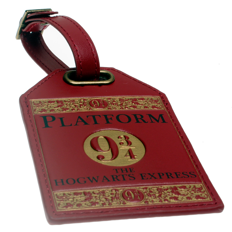 Image 4 - Red  Luggage Tag DFT 1491-in Travel Accessories from Luggage & Bags