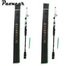 Best price Lure Fishing Rod M Power 1.8M/2.1M/2.4M/2.7M/3.0M Carbon Fiber Rod Spinning/Casting Type Pole Telescopic Fishing Rod