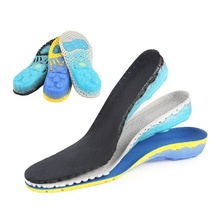 Men Women EVA Gel Spring Insole Flat Feet Orthotic Insoles Arch Support Orthopedic Inserts Foot Care Shoe Cushion Pads 1 pair soft silicone gel women heel inserts protector foot feet care shoe insert pads insole cushion feet care accessories hd x