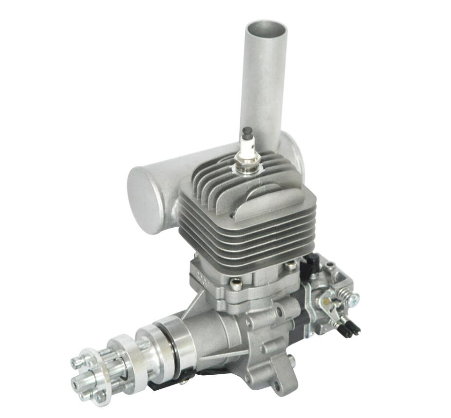 RCGF 32cc Petrol / Gasoline Engine with Muffler/ Spark plug / Ignition for RC Model Airplane image