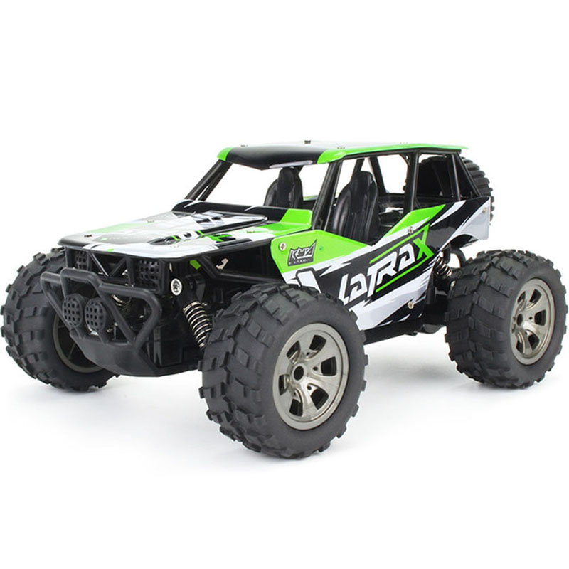 High Spped RC Cars 2.4GHz 1:18 RC Car RTR Shock Absorber PVC Shell Off road Race Vehicle Buggy Electronic Remote Control Car Toy