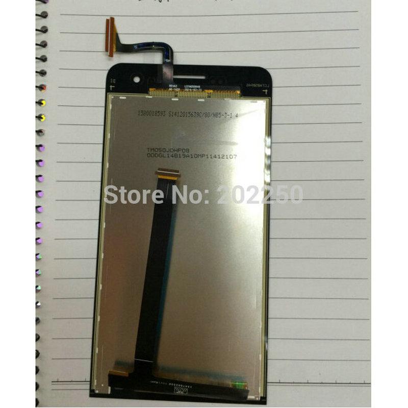 Pantalla táctil original + pantalla lcd para asus zenfone 5 smartphone android 4