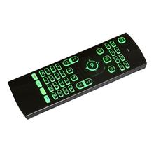 2.4G Wireless Receiver Air Mouse Keyboard 6-Axis Controller With RGB Backlight Supports Android Windows MacOS Linux
