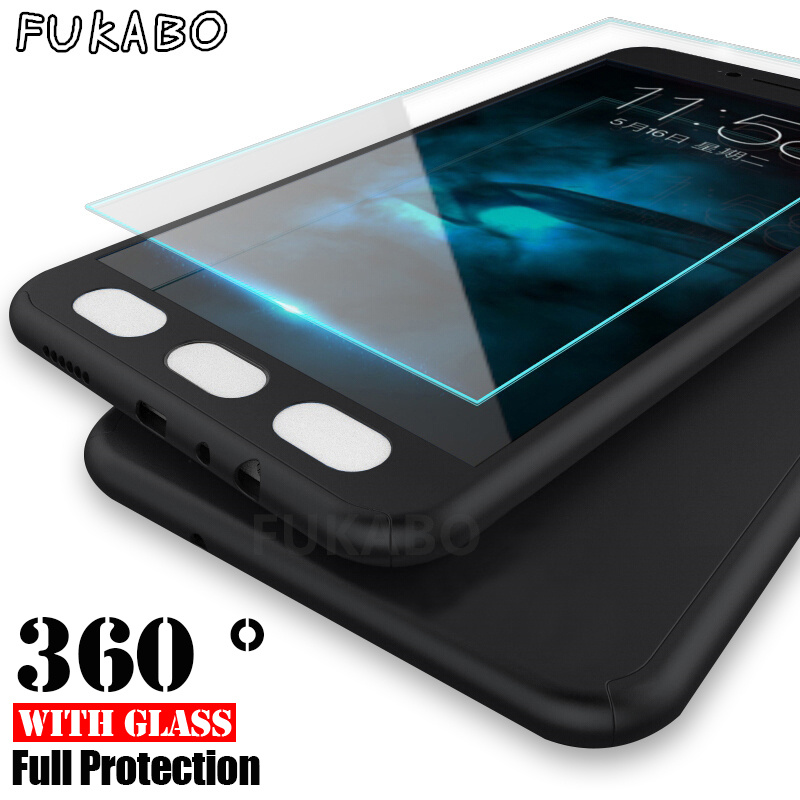 Galleria fotografica 360 shockproof Full Cover Phone Case For Samsung Galaxy J5 J7 2017 Case Hard Back PC Protection For Samsung j730 j530 2017 Cover