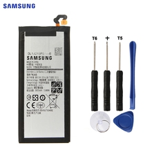 SAMSUNG Original Battery EB-BJ730ABE For Samsung Galaxy J7 Pro 2017 J730GM J730K SM-J730F SM-J730G SM-J730DS SM-J730FM 3600mAh