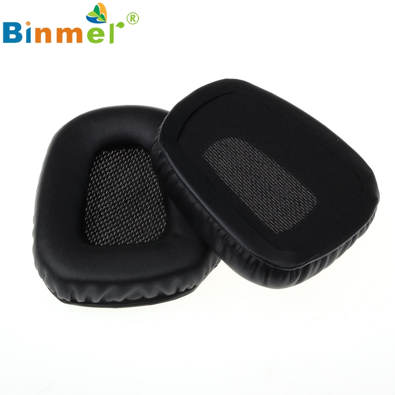 Beautiful Gift New 1 Pair Replacement Ear Pads Cushions For Razer Electra Headphone Aug19