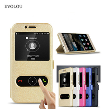 Fundas J5 Flip Cover for Samsung Galaxy 2016 Case View Window Leather J500 J500F J510 (6) Phone Bags Capa