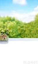 Best Backgrounds 1 5X2m About 5 7FT Green Trees Vinyl Backgrounds For Wedding Children Portrait font