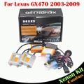 Para Lexus GX470 2003-2009 55 W HID Kit Xenon Canbus Libre de Errores Bulbo de lastre AC 3000 K 4300 K 6000 K 8000 K Coche Faro luz de Cruce
