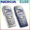 Factory Unlocked 100% Original NOKIA 6100 Cheap Refurbished GSM Mobile Phone Support Multilingual language Free Shipping