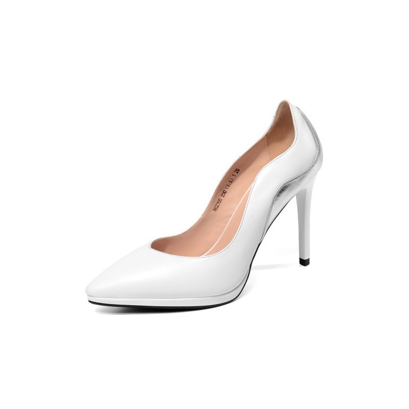 2019 spring and autumn fashion pointed super high heel shoes low to help stiletto womens shoes white 03242019 spring and autumn fashion pointed super high heel shoes low to help stiletto womens shoes white 0324