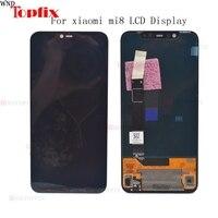 100% тестирование оригинальные для Xiaomi mi 8 mi 8 ЖК дисплей 2248*1080 мобильный телефон Экран Touch Запчасти для авто для Xiaomi mi 8 ips Дисплей