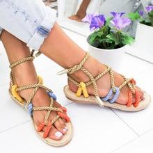 Women Sandals 2019 Fashion Summer Shoes Woman Flat