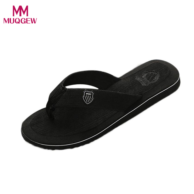 Men's Summer Flip-flops Slippers Beach Sandals Fashion EVA  Indoor&Outdoor Casual Shoes Male Flip-flops Beach Shoes Slides