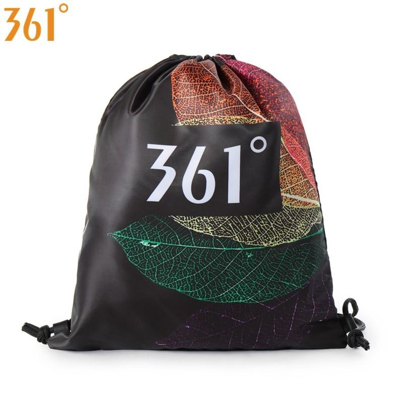 361 Sport Fitness Bag Wet Dry Swimming Bag Drawstring Waterproof Backpack Sports Gym Bags Outdoor Pool Beach Men Women Children
