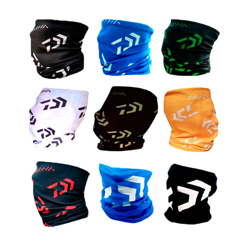 Patterns Outdoor Cycling Face Mask Windproof Riding Scarf Sports Neck Sarf Sunscreen UV Proof Bandana Breathable Fishing Masks in Cycling Face Mask from Sports Entertainment