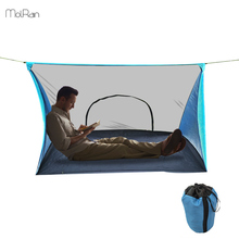 Mosquito-Nets Travel-Tent Mountaineering Poleless Adults Outdoor Double-People Camping