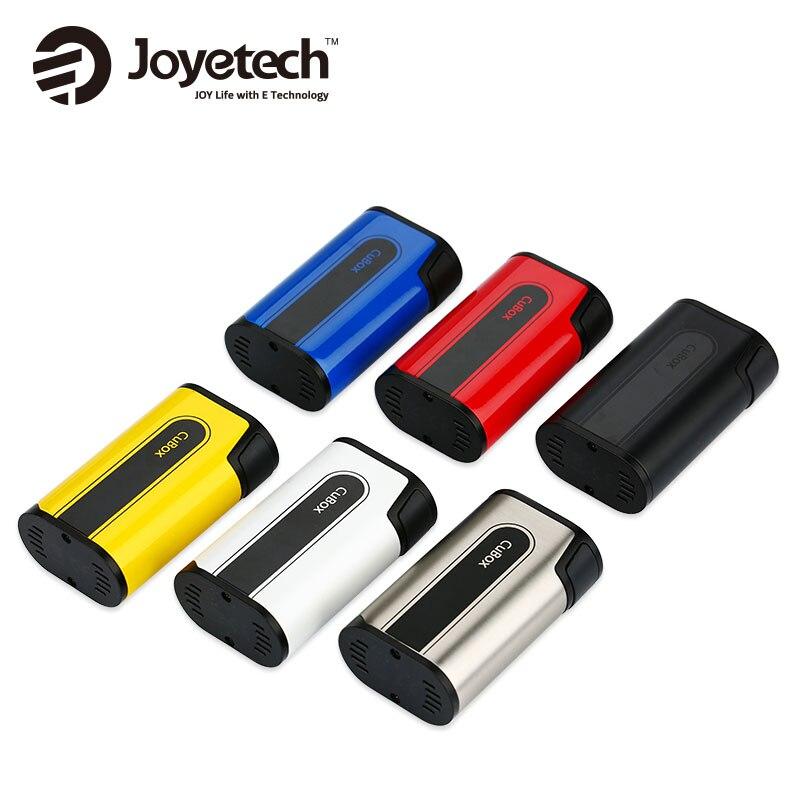 100% Originale Joyetech CuBox Scatola MOD Built-In 3000 mah Batteria per CUBIS 2/Ammit Serbatoio Atomizzatore OLED Luce Superiore e-sigaretta Vape
