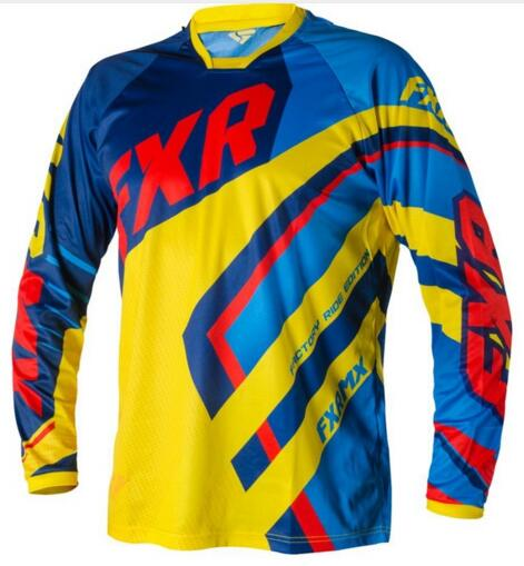 2019 Real Maillot Ciclismo New 2019 Bicycle Long Sleeve  DH LS BMX moto cross downhill Jersey(China)