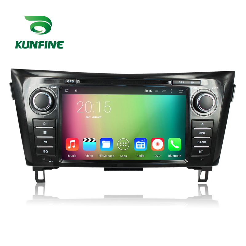 Octa Core 1024*600 Android 6.0 Car DVD GPS Navigation Multimedia Player Car Stereo for Nissan X-Trail 2012-2015 Radio 3G Wifi