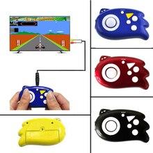 8 بت لعبة فيديو صغيرة وحدة تحكم اللاعبين بناء في 89 الألعاب الكلاسيكية دعم التلفزيون الناتج التوصيل والتشغيل لعبة لاعب