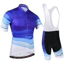 New Cycling Jersey Set For Men Cycling Clothing With Bib Shorts Bike Wear Pro Team Summer Bicycle Uniform Ropa Ciclismo BXIO 192 цена