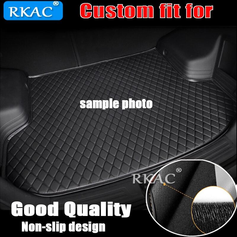 Tapis de coffre de voiture personnalisé RKAC pour CHANA CS35 Alsvin Benni CX20 CX30 CS75 CS15 CS95 CS55 accessoires auto de style de voiture bonne qualité - 6