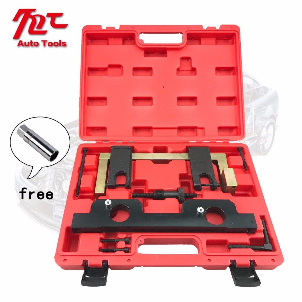 528I 530I 630I 323I Camshaft Alignment Tool Kit For BMW N20 N26 Locking Timing Tool