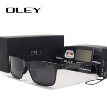 OLEY men women sunglasses polarized Polaroid lenses