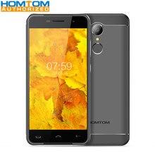 Doogee HOMTOM HT37 Pro 5.0 дюймов Android 7.0 смартфон MTK6737 1.3 ГГц 4 ядра 3 ГБ Оперативная память 32 ГБ Встроенная память сканер отпечатков пальцев Две камеры телефон