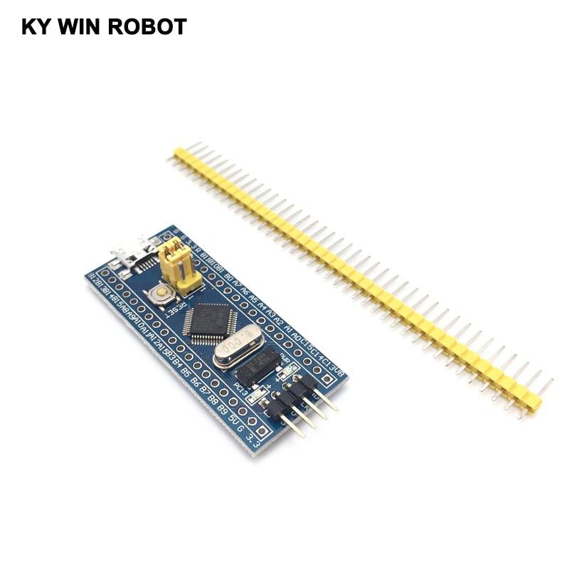 1 pices STM32F103C8T6 ARM STM32 Minimum System Development Board Module For  arduino Sensing Evaluation for Skiller