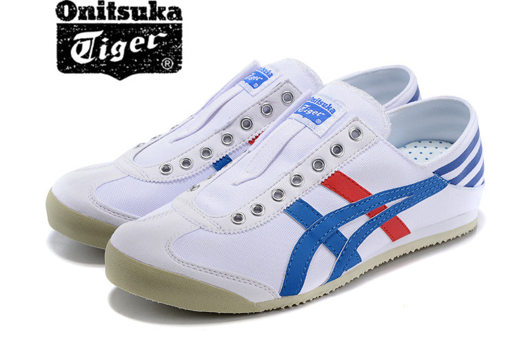 ONITSUKA TIGER gel Mid Runner Classics leather Shoes Men Women A pedal  Sneakers Badminton Sports Shoes Size40-44 eb7cf5897b