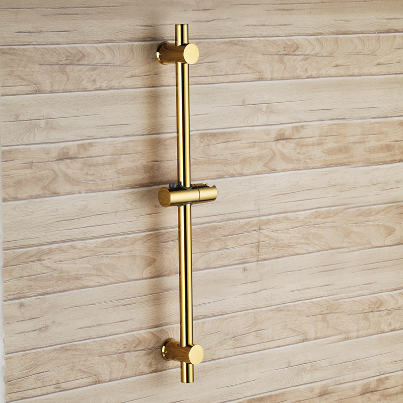Home Improvement Shower Heads Fine Brass Handheld Shower Holder Support Rack With Hose Connector Wall Elbow Unit Spout Water Inlet Angle Valve