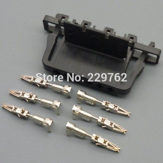 6 pin 1.5 MM conector del coche electrónico del acelerador Del Pedal Del Acelera