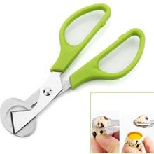 100pcs New arrival Quail Egg Scissors Cracker Opener Cigar Cutter Stainless Steel Blade Tool lin3650