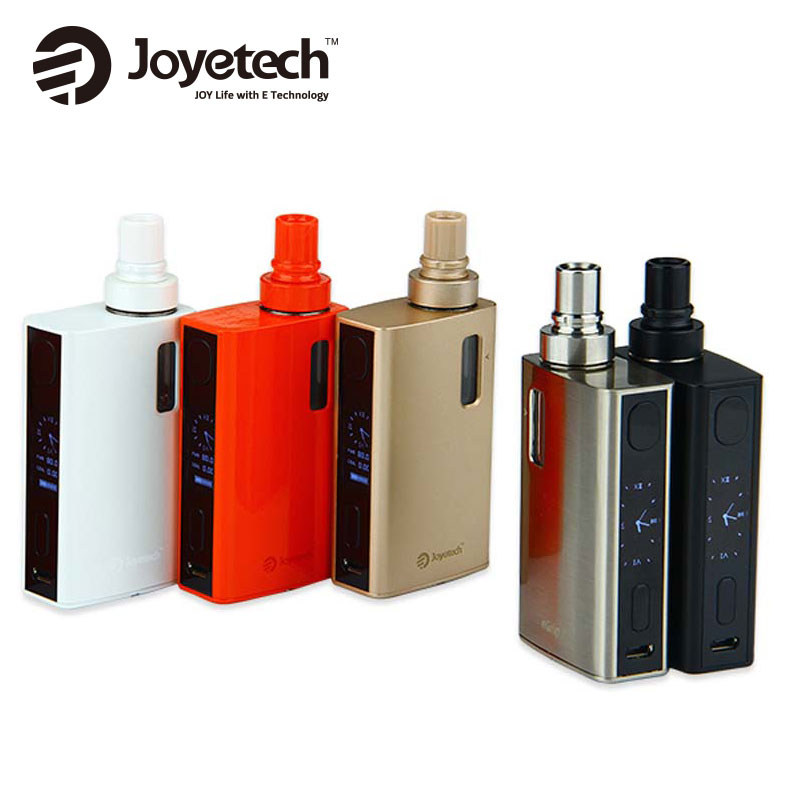 Original 80W Joyetech eGrip II VT E-cig Kit with 2100mAh Battery and eGrip 2 Kit 3.5ml or 2ml Atomizer All-in-One Starter Kit набор egrip vt 1500 mah золотой