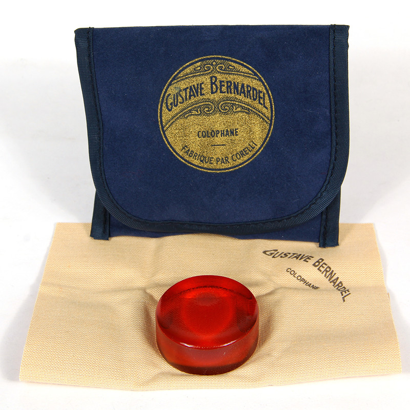Free Shipping Original Exquisite Gustave Bernardel corelli rosin from France violin cello rosin for all stringed