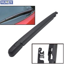 Xukey Rear Window Windshield Wiper Arm Fit For Hyundai Santa Fe CM H-1 I40 2011 2012 Windscreen For Kia Carens Rondo Rondo7 KX3(China)