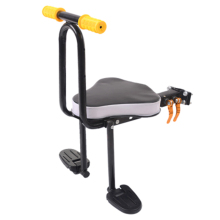 Bicycle Parts Mountain Bike Child Seat Front Electric Car Folding Baby Safety With Quick Release