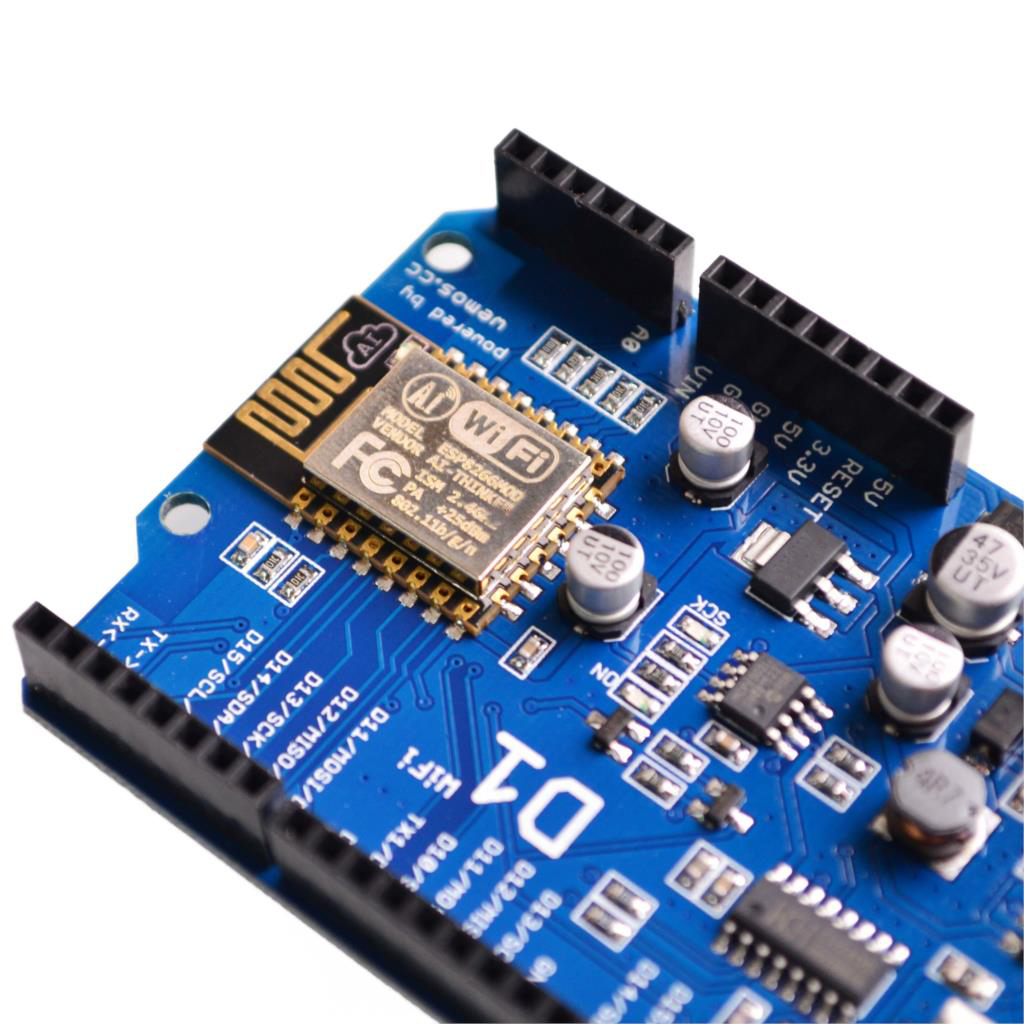 Smart Electronics ESP-12E WeMos D1 WiFi Uno For Arduino-based ESP8266 Shield Compatible