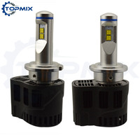 2pcs D2S D2R D2C D4S D4R D4C Car LED Headlight Conversion Kit 110W 10400LM 3000K 4000K
