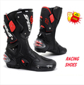(1pair/3colors) Newest Motorcycle Sport Shoes Motocross Cycling Long Boots Off-Road Racing Gears Motorcycle Boots Pro-Biker B001